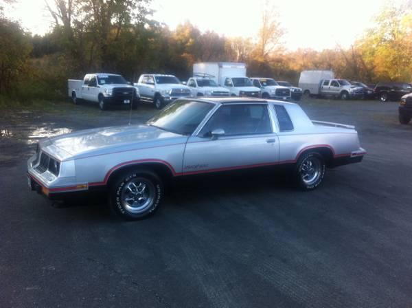 1984 Oldsmobile Cutlass Hurst Edition