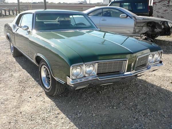 1970 Cutlass Supreme