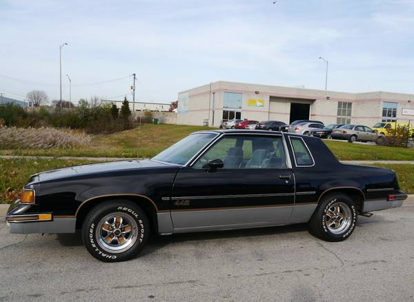 1987 Oldsmobile Cutlass Supreme 442