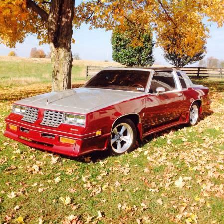 Oldsmobile Culass