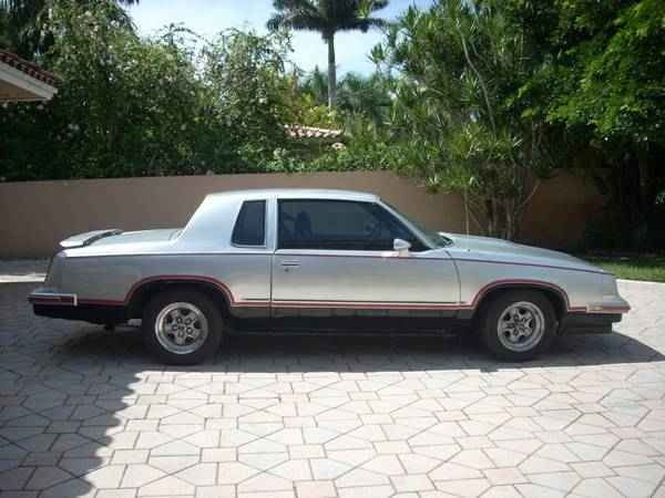 1984 Cutlass Hurst Oldsmobile