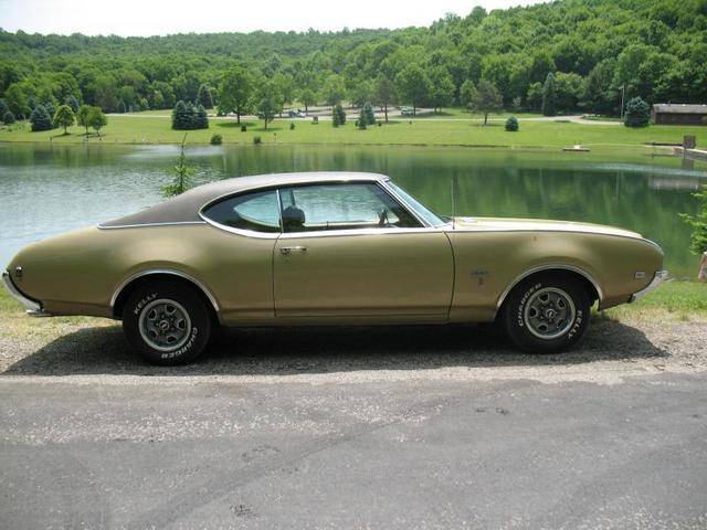 1969 Cutlass S