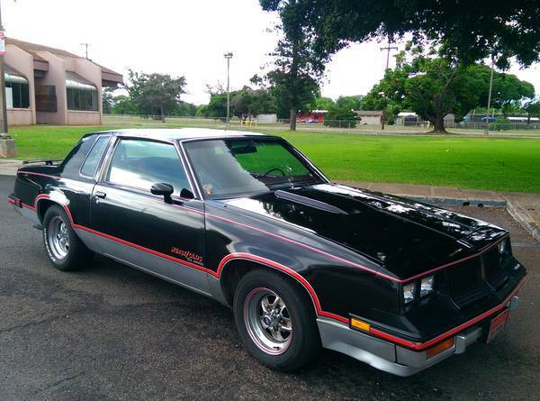 1983 Olds Hurst 15th Anniversary Edition