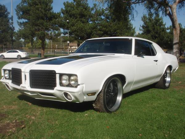 1972 Oldsmobile Cutlass Supreme Long Beach Ca