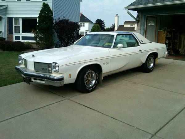 1975 Hurst Olds cutlass W-30