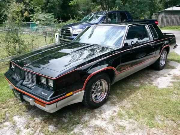 Classic 1983 Olds Hurst