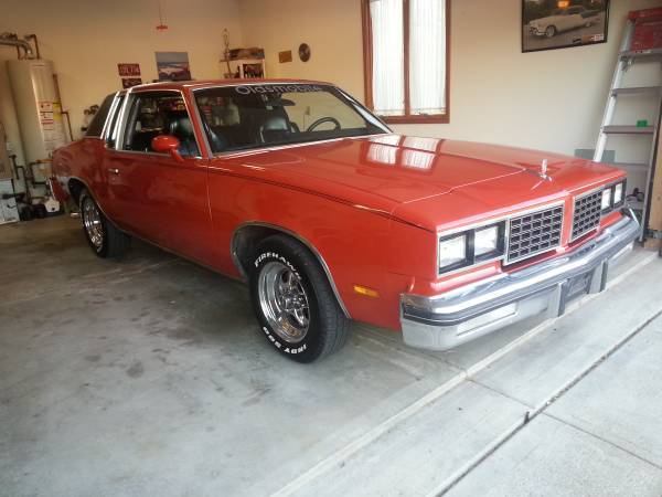 Limited Edition 1980 Olds Cutlass