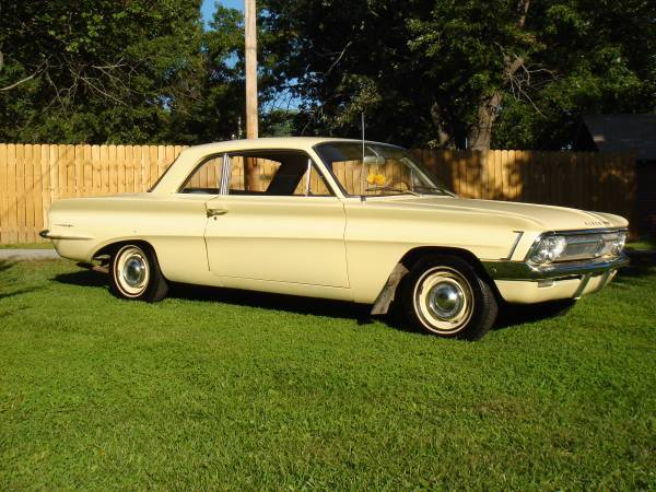 1962 Olds F85 Club Coupe