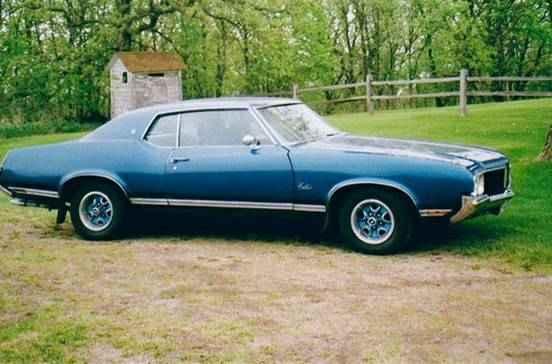1970 Olds Cutlass Supreme