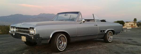 1965 Oldsmobile 442 Convertible