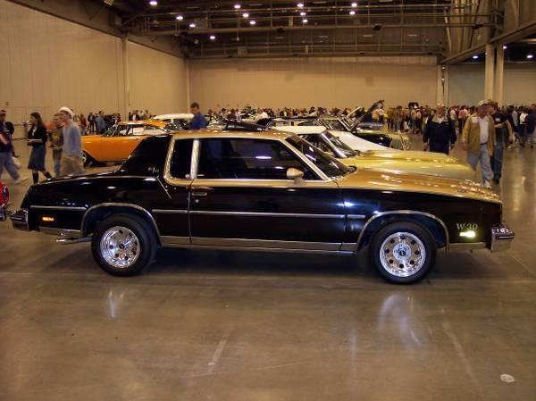 1979 Classic Hurst Oldsmobile