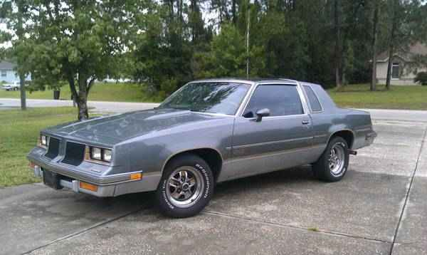 1986 Olds 442