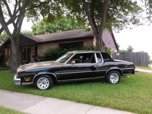 1979 Hurst Oldsmobile La Porte TX