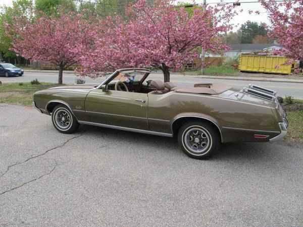 71 convertible LA craigslist - ClassicOldsmobile com