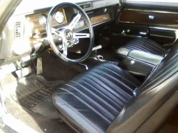 1972 Olds Cutlass Supreme Dover De