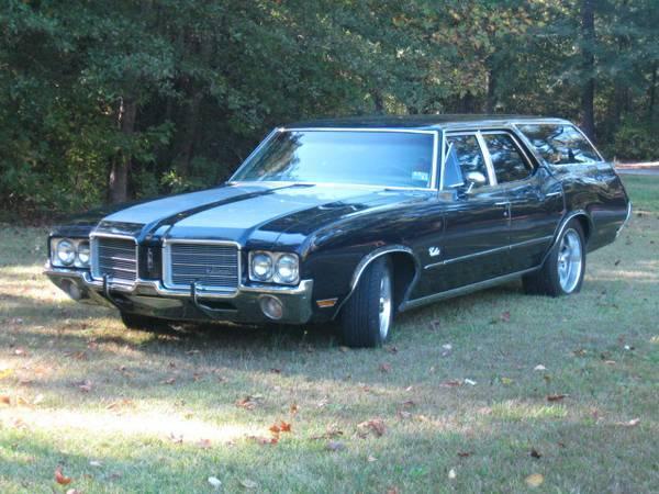 1971 Cutlass Wagon