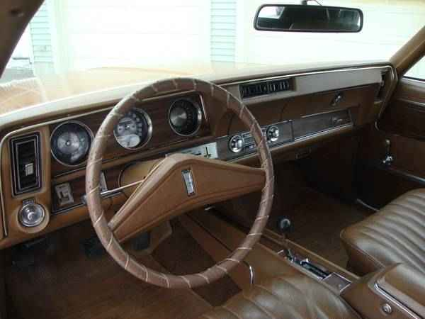 1972 Oldsmobile Cutlass Supreme Convertible Haverhill Ma