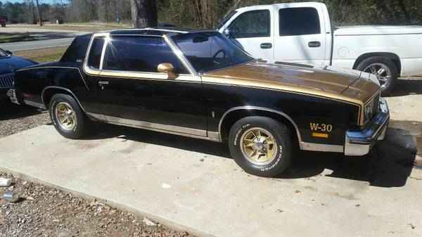 1980 Oldmobile Cutlass 442