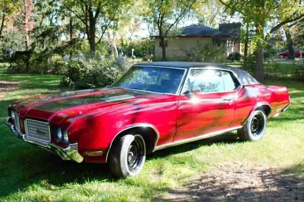 1972 Cutlass Supreme Franklin Wi