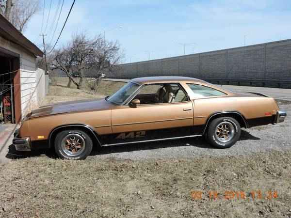 1976 cutlass s winter haven fl for 1976 oldsmobile cutlass salon for sale