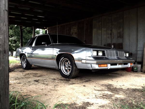 1985 olds cutlass 442 fayetteville ar for 1985 cutlass salon for sale