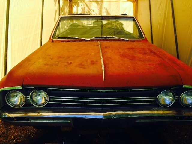 For Sale: 1964 Oldsmobile Cutlass Convertible