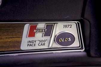 1972 Hurst Olds Sunroof