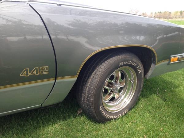 Cars For Sale Rockford Il >> 1985 Olds Cutlass 442 (Rockford, IL) | OldsmobileCENTRAL.com