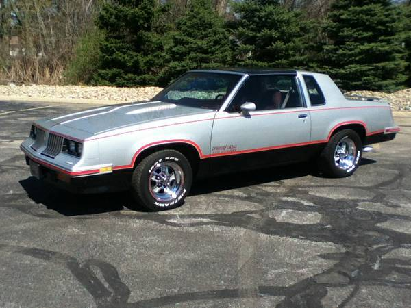 1984 Hurst Olds with a 455