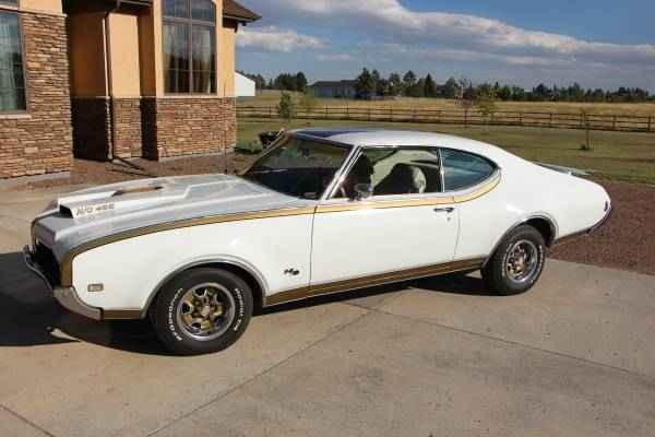 1969 Olds 442 Hurst Clone