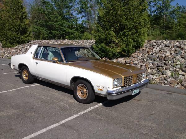 1979 Cutlass Hurst/Olds