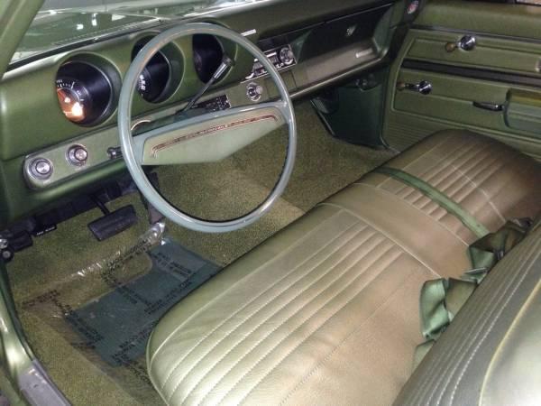 Pics For 1969 Oldsmobile Cutlass Interior
