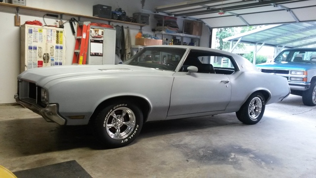 1971 Cutlass Supreme Tell City In Oldsmobilecentral Com