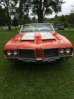 1972 442 Convertible