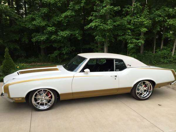 1972 Hurst Olds Oldsmobile Cutlass Pro Touring Lexington
