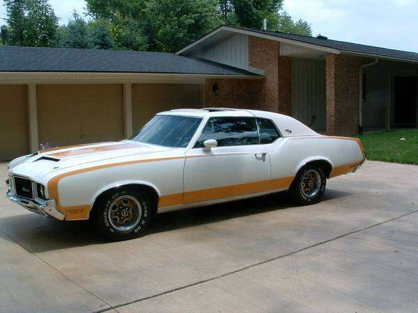1972 Hurst Olds Pace Car