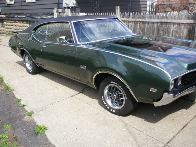 1969 Olds 442 Coupe