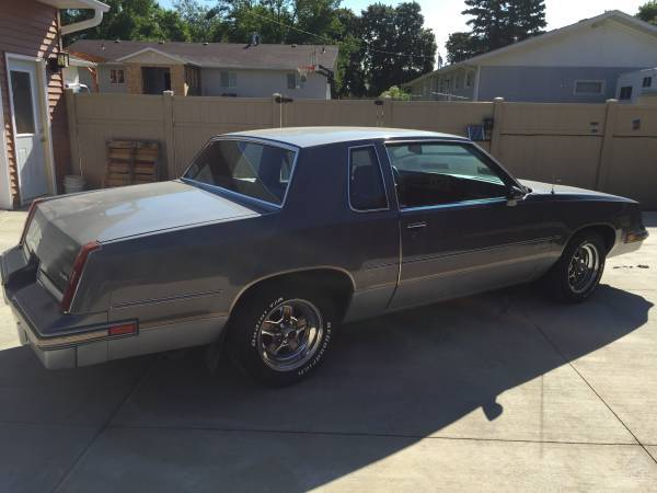 1985 olds cutlass 442 lakefield mn for 1985 cutlass salon for sale