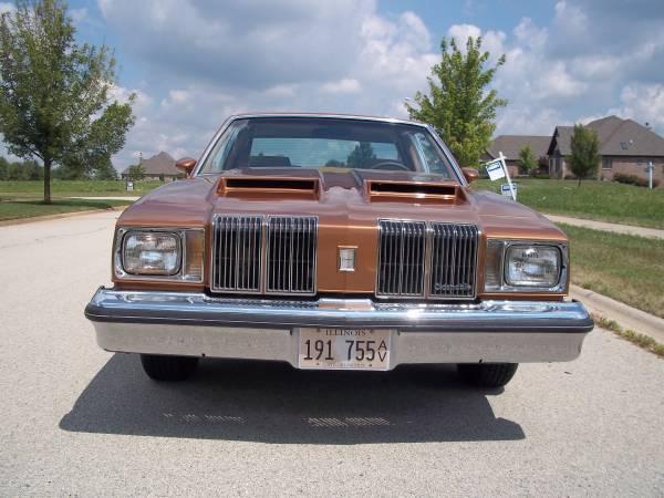 1979 Olds Cutlass Brougham Mokena IL
