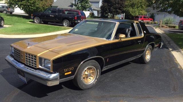 Hurst olds w 30 woodstock il for 1979 cutlass salon