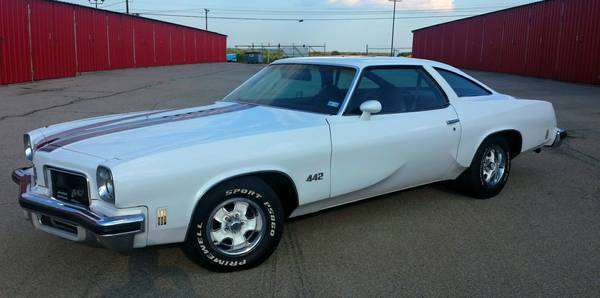 1974 Olds 442