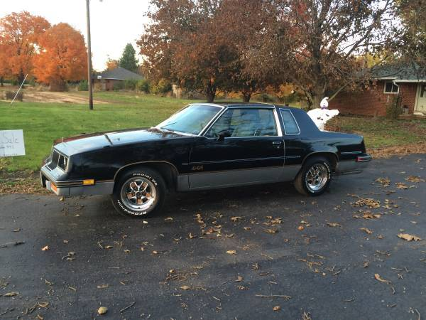 1986 olds 442 midland mi for 1986 oldsmobile cutlass salon for sale