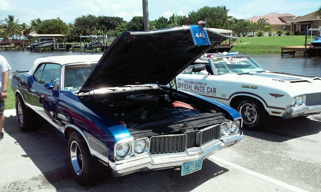 1970 Olds 442 Convertible w30