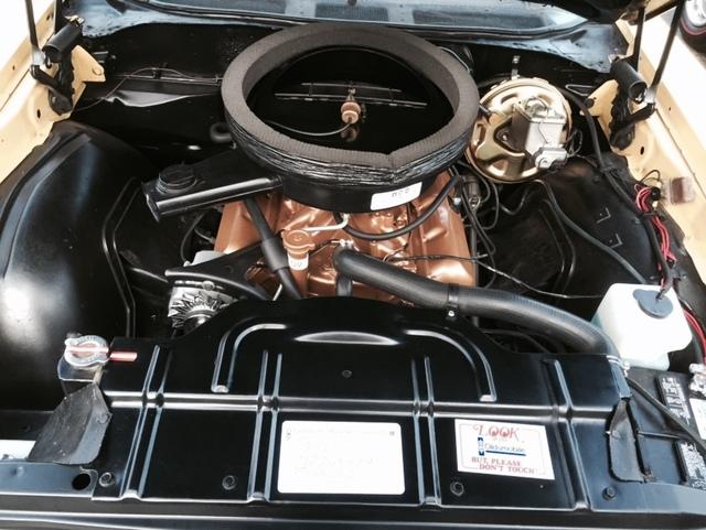 1970 F85 RALLYE 350