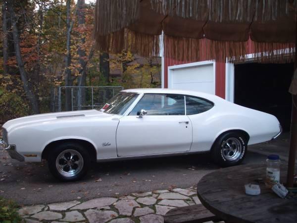 1972 Cutlass