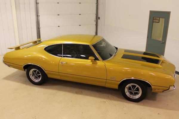 1971 Olds 442 California Car