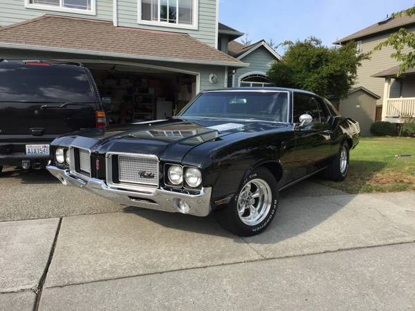 1972 oldsmobile cutlass supreme skagit wa. Black Bedroom Furniture Sets. Home Design Ideas