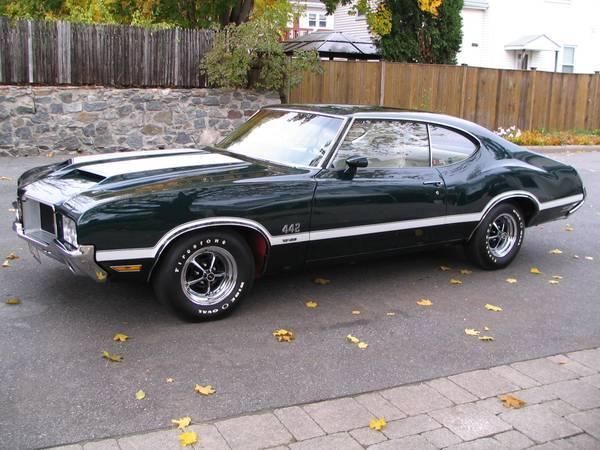 1971 Olds 442 W30