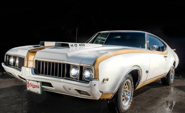 1969 Olds Cutlass (Hurst Olds Clone)