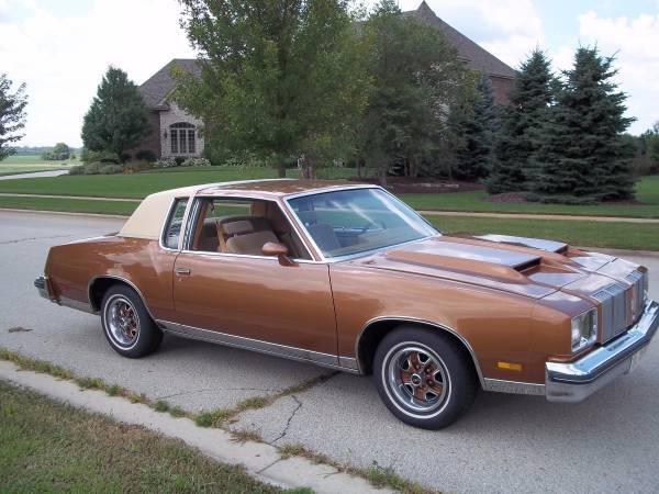 1979 Cutlass